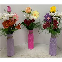 flower_summer_assorted_bright_color_vase