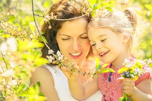 bigstock-Mother-and-daughter-in-spring--115661216